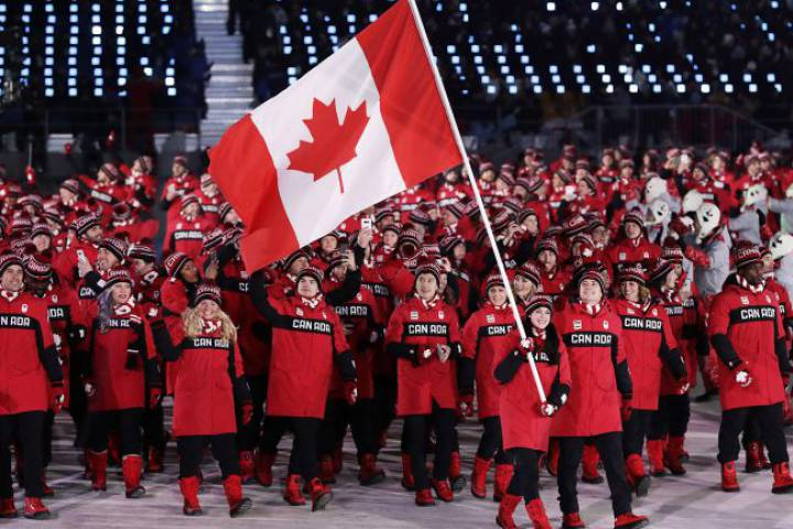 Ô Canada!
