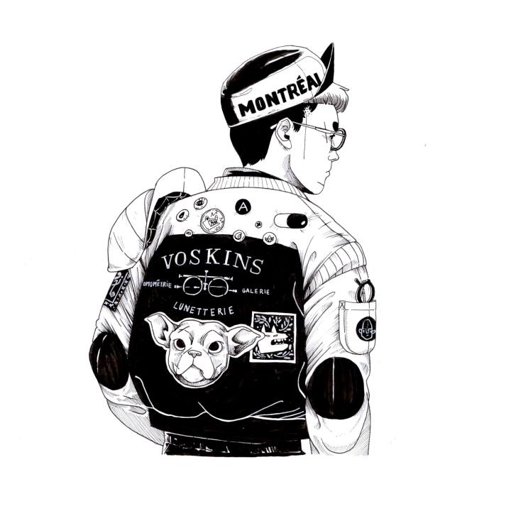 Stranger Wolf XVoskins