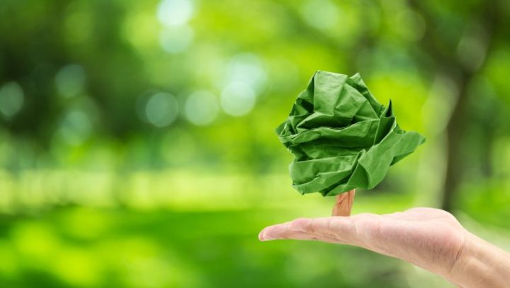 Comment tentons-nous d'être éco-responsable?